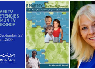 GRMS Hosts Community Workshop: Poverty Competencies