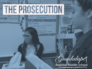 Mock Trial at GRMS