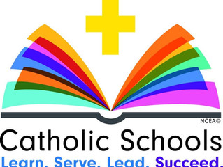 Catholic Schools Week has begun!