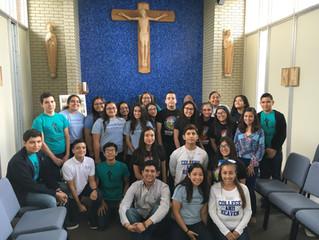8th Grade Mass and Graduation