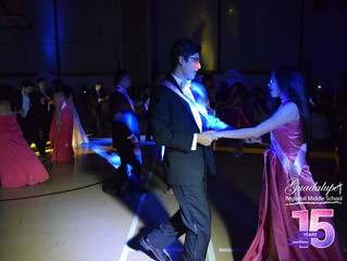 GRMS Celebrated 15th Anniversary with Quinceañera