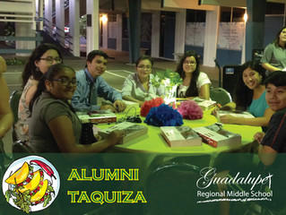 September Alumni Reunion for High School Students