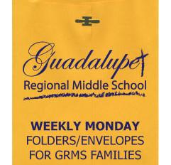 Parents/Guardians Monday Folder Checklist Available Now