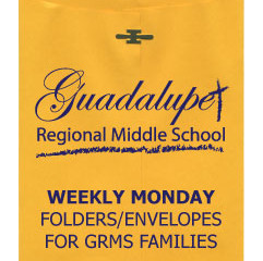 Parents/Guardians Monday Folder Checklist Available Now