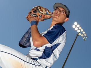 Olguin '14 makes a name for himself in high school baseball