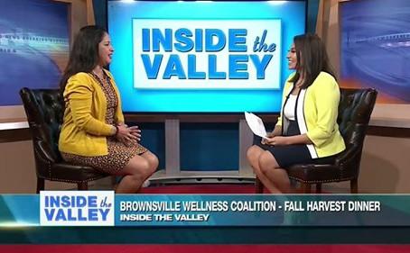 Brownsville Wellness Coalition - Fall Harvest Dinner