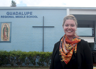 GRMS Names Ms. Amanda Sampayo as Full-Time Graduate Support Program Director