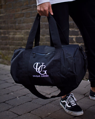 Barrel Bag / Black