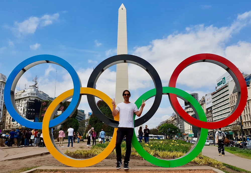 James Holman Film Buenos Aires Youth Olympics