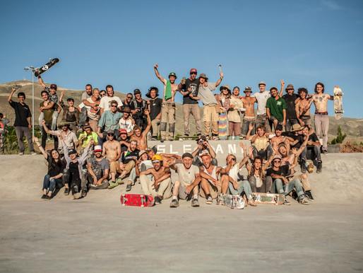 Suli Skatepark 'Building the Dream'.