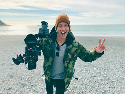 Heli Glenorchy Filming