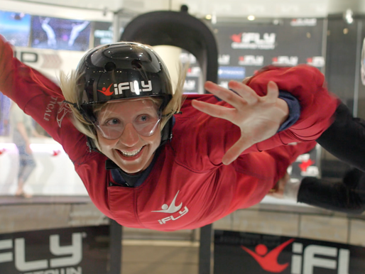 iFly Commercial!