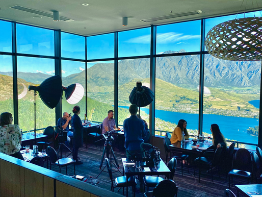 Skyline Queenstown Filming