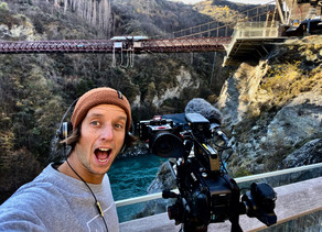 Bungy Filming