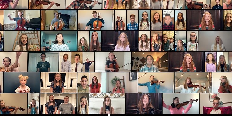 Virtual Middle School Honor Choir