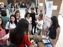 students visiting our stand.jpg