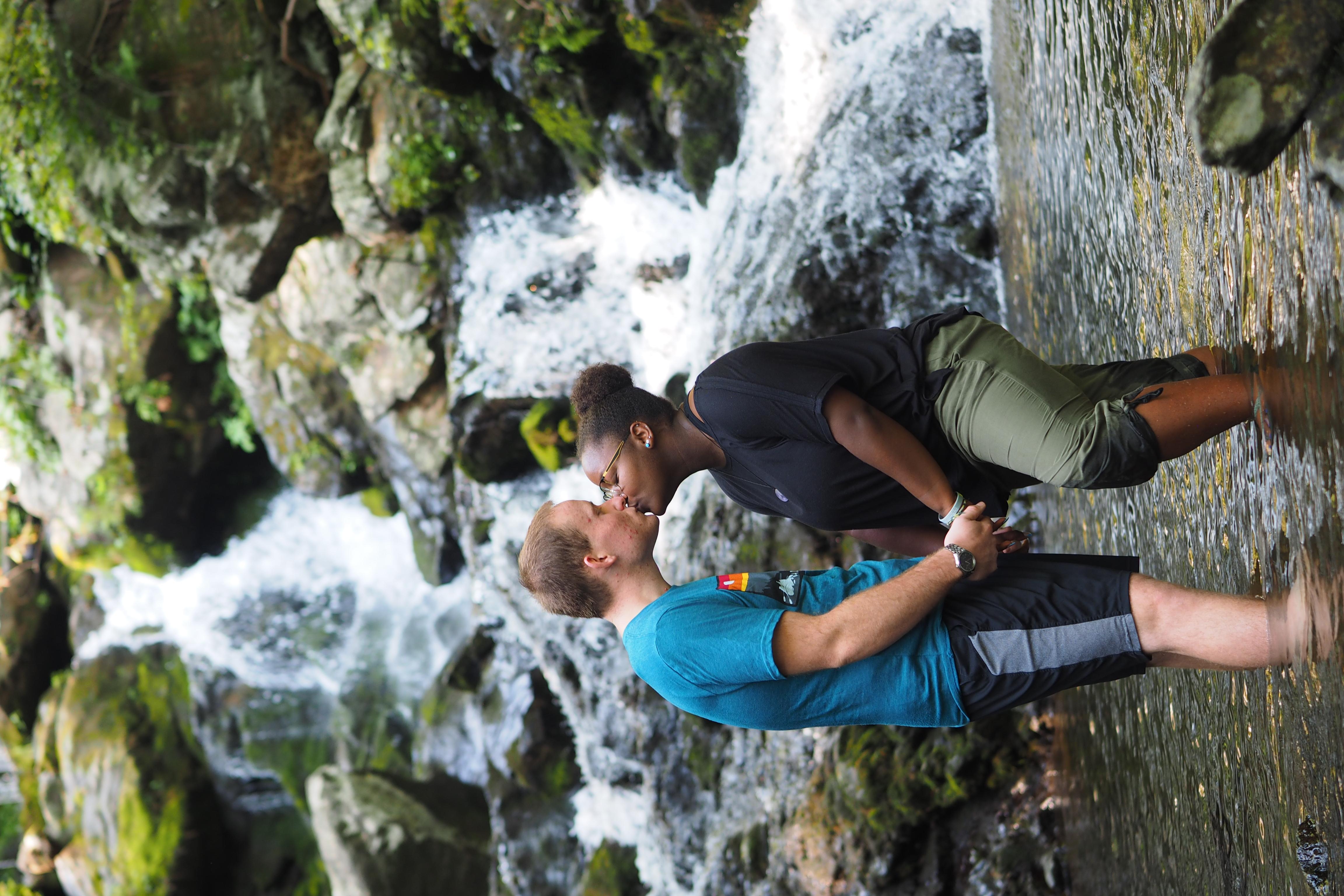 Waterfall Engagement Hike
