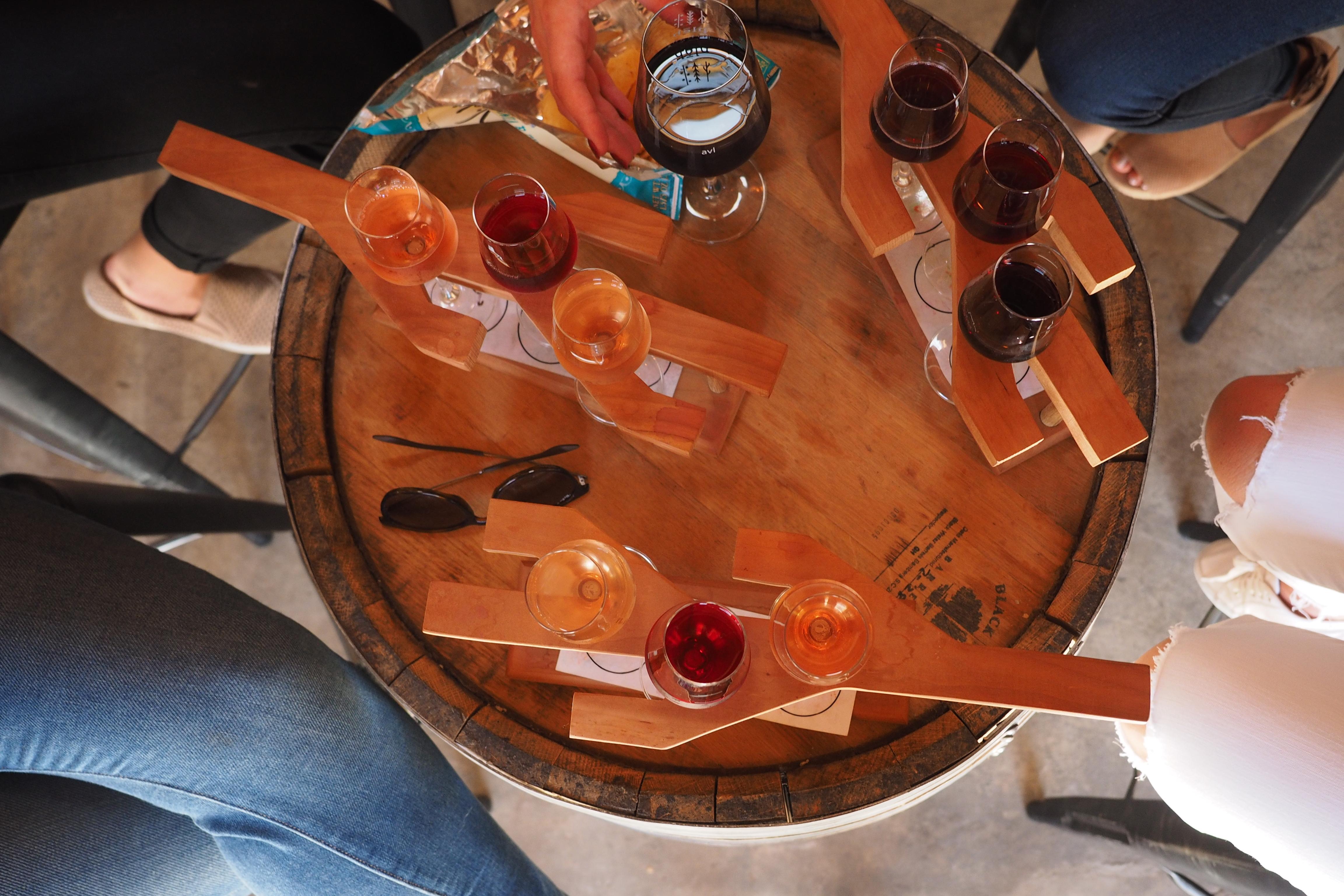 Pleb: An urban winery
