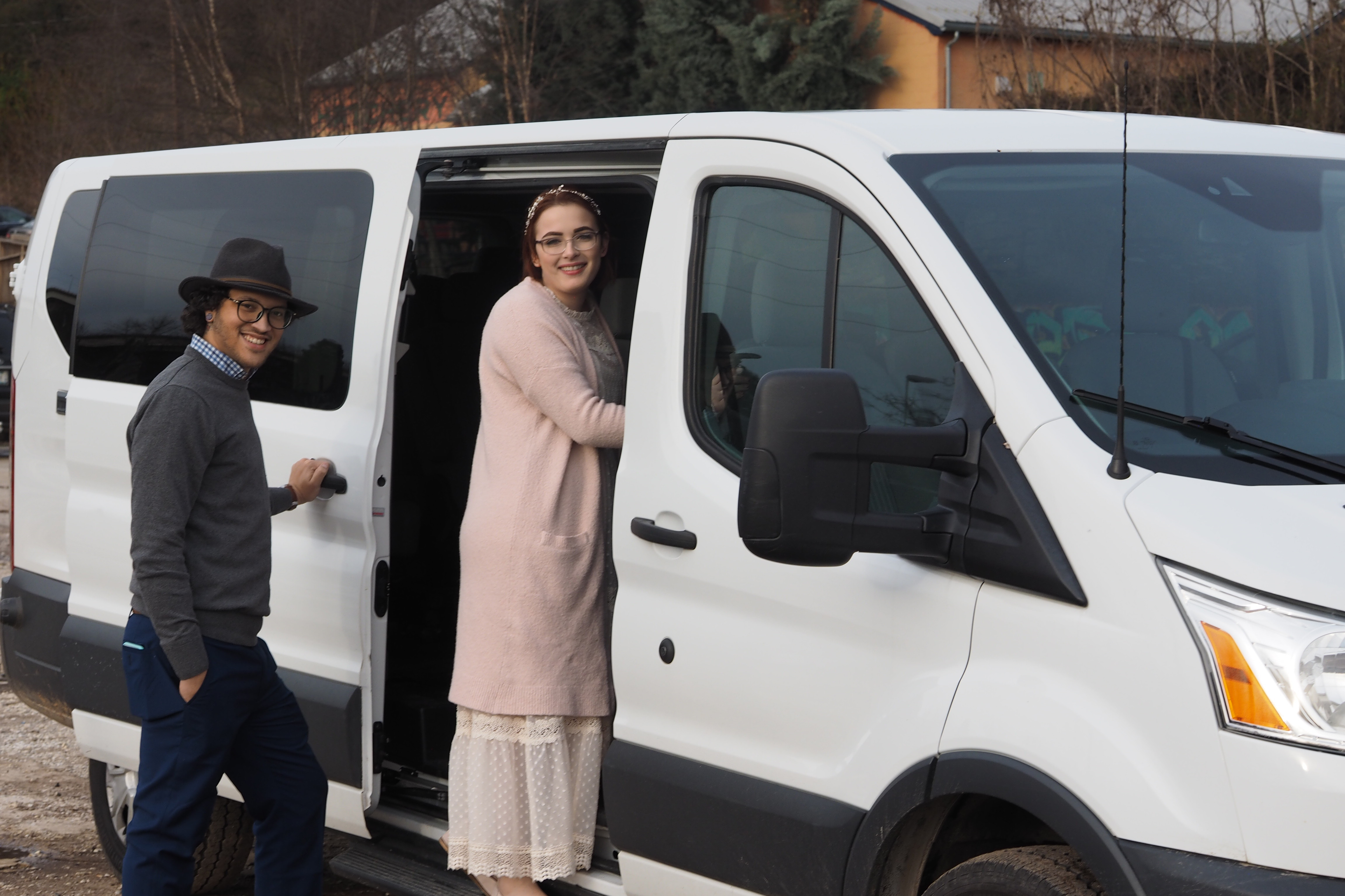 Full Day Chauffeur, Tour Up to 13 Guests