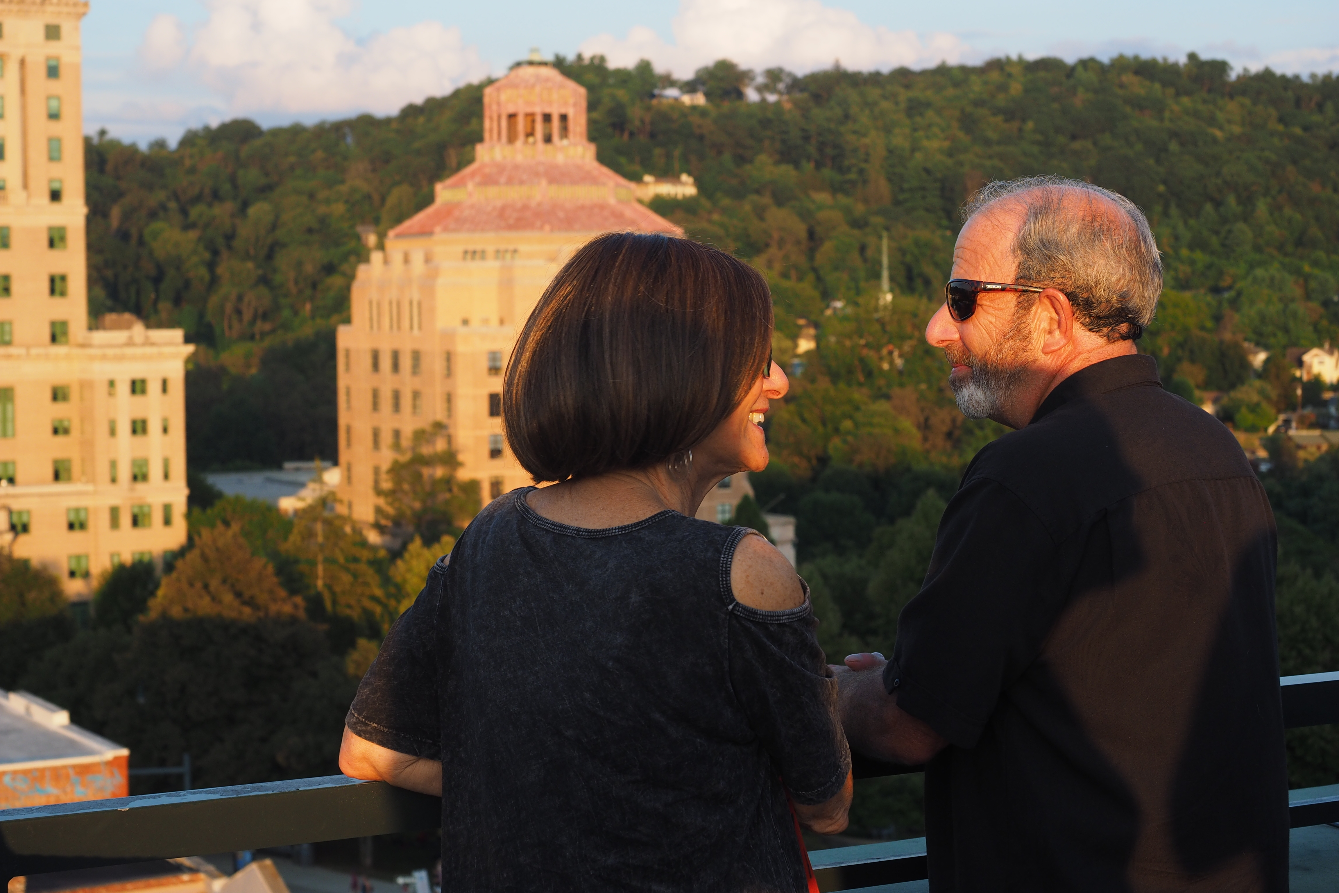 Rooftop Bars in Asheville