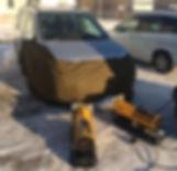 Отогрев авто любой сложности круглосуточно телефон 510005. г. Комсомольск-на-амуре