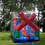 Thumbnail: 40 ft Extreme Dual Slide & Obstacle Course