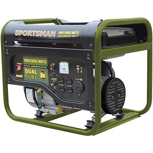 4000W Dual-Fuel Generator