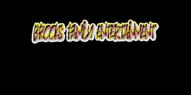 Brooks Family Entertainment Logo