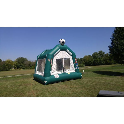 Enclosed Soccer House 15' x 18'