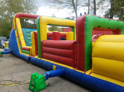 45 Foot Obstacle Course