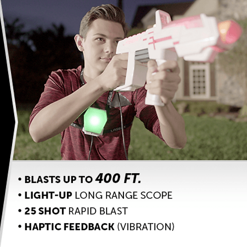 Level 1 Laser Tag