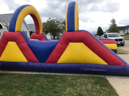 Ring Obstacle Course