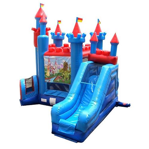 Brave Knight Slide Combo