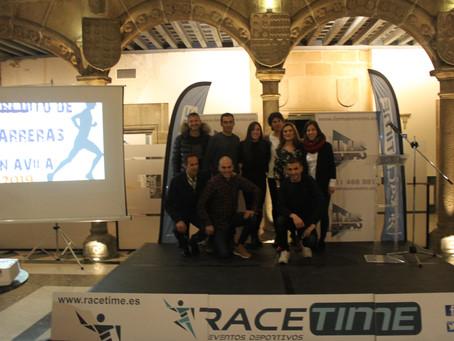 El Circuito de Carreras de Ávila entregó los premios de 2019