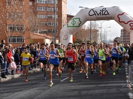 El Circuito de Carreras de Ávila comienza el 16 de Febrero