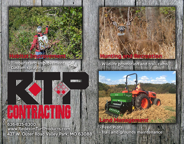 RTP Outdoors Contracting Land & Habitat Management