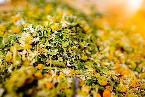 SpiritWorks Retreat Tea