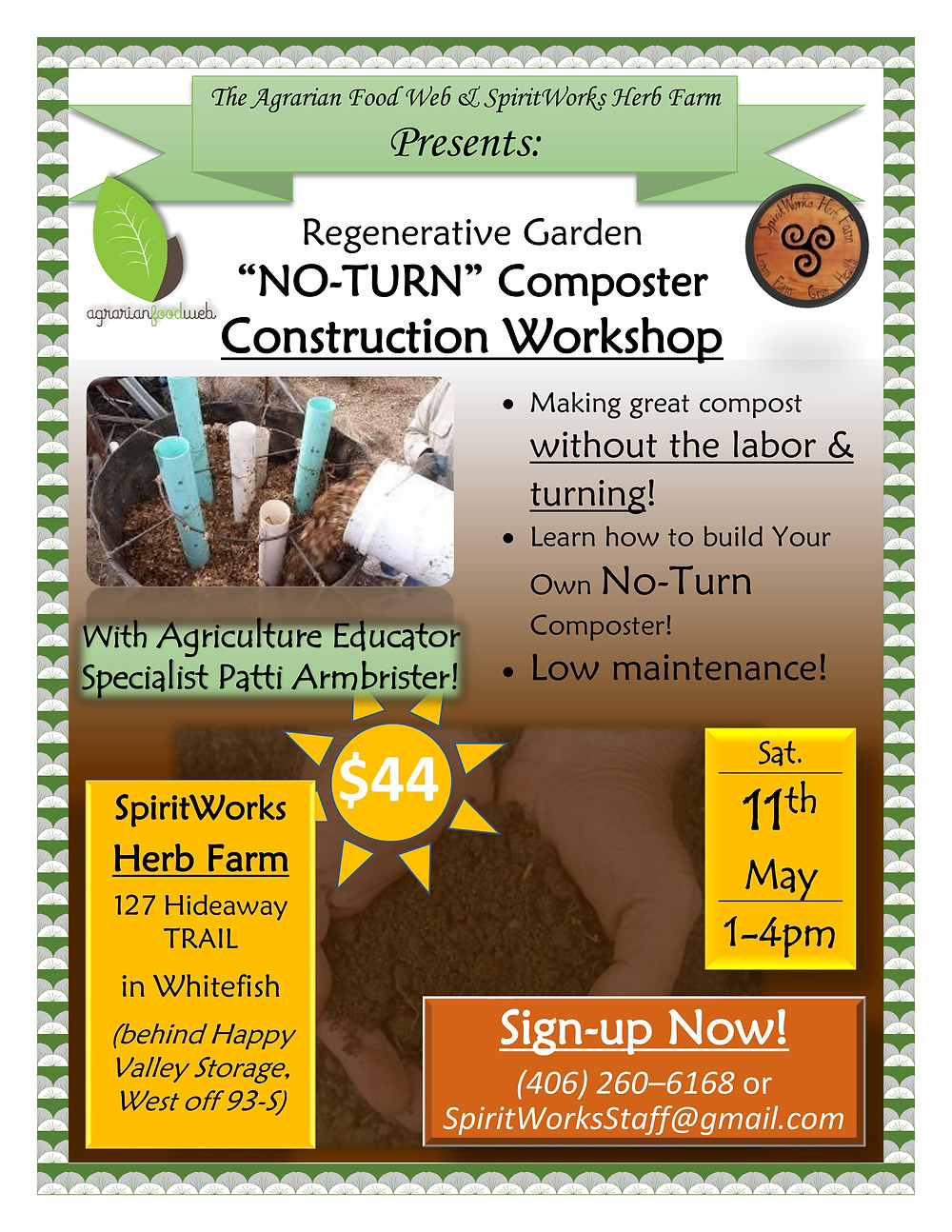 Click on Flyer to Register