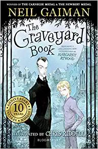 The Graveyard Book - Nathan B, 10