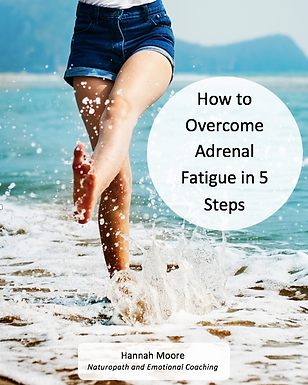 How to recover from adrenal fatigue in 5