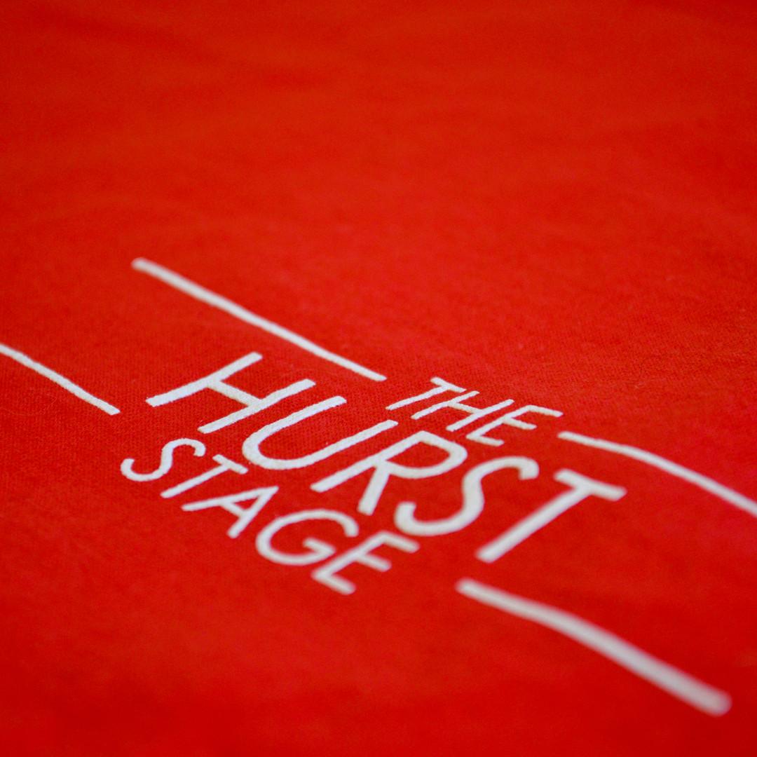 HURST STAGE - Logo design