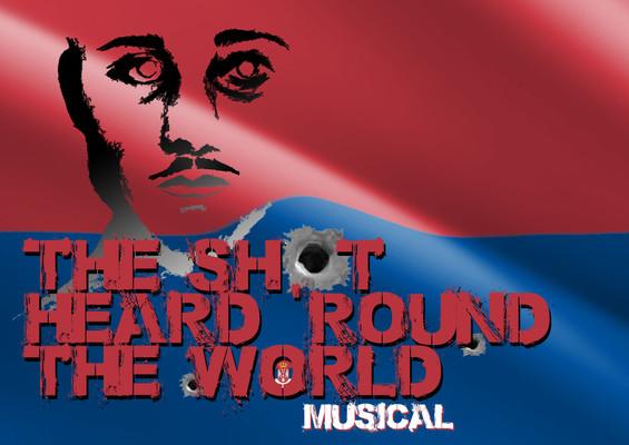 The Shot Musical logo