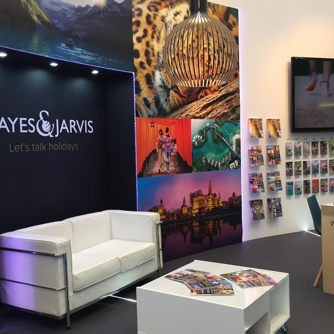 HAYES & JARVIS - Destination booklets