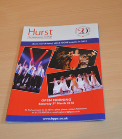 Brighton Theatre Royal programme