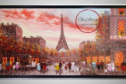 París Atardecer