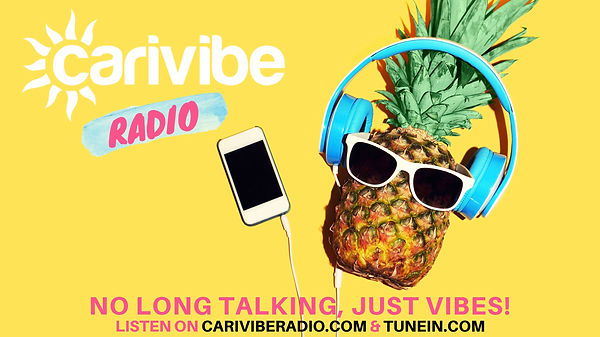 CARIVIBE RADIO NO LONG - PINEAPPLE - FB