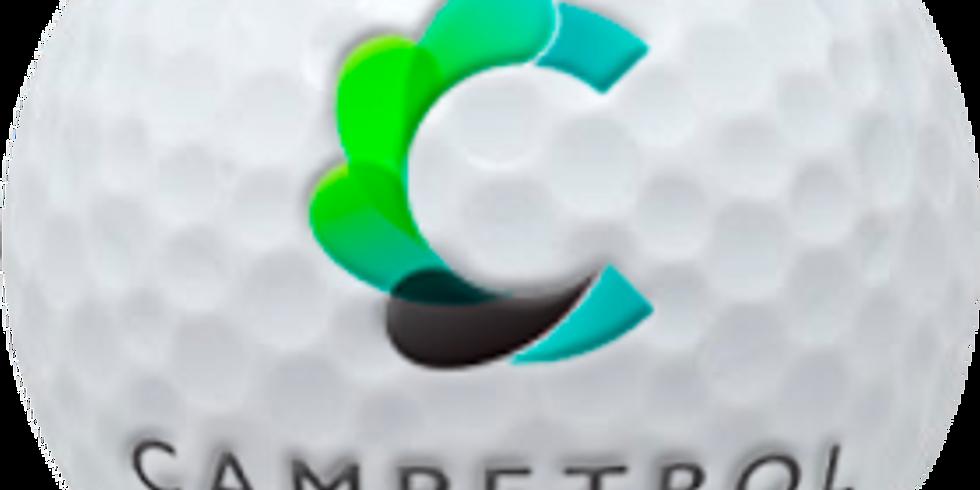 Registro 2° torneo de Golf Campetrol - Persona Natural