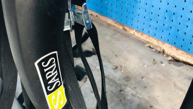 Saris 2 bike carrier