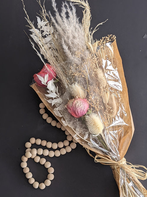 Dried Hand Tied Bouquet