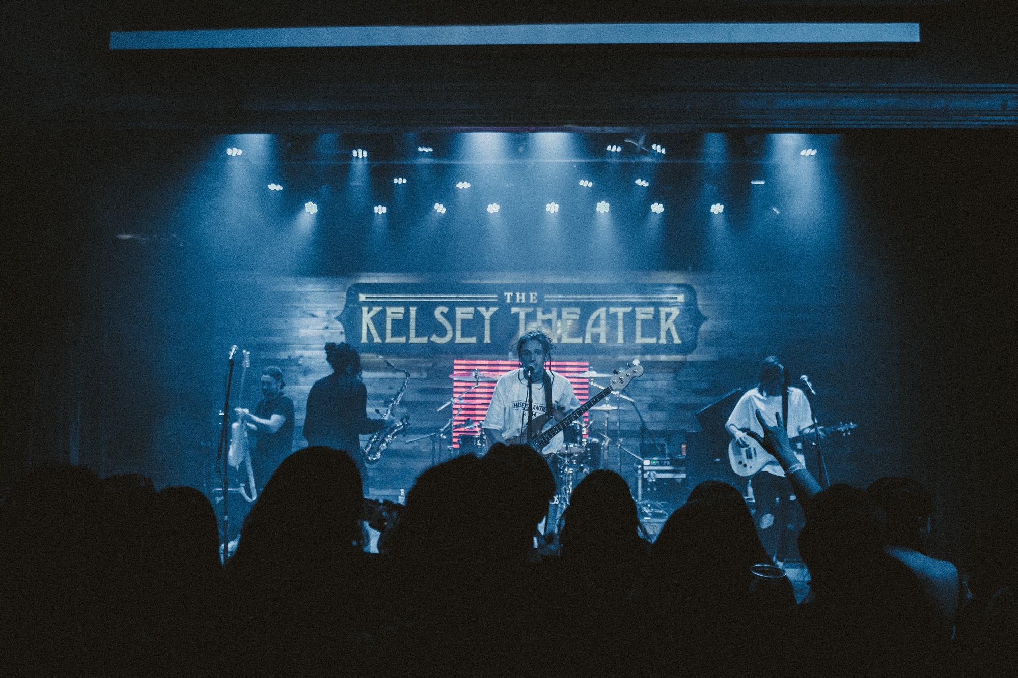 Kelsey Live Reggae